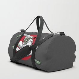 Ghost Monkey Duffle Bag
