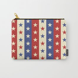 Star Pattern Carry-All Pouch