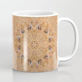 Dragonfly mandala Coffee Mug