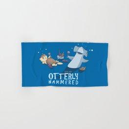 Otterly Hammered Hand & Bath Towel