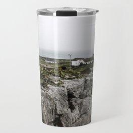 Aran Islands, Ireland Travel Mug