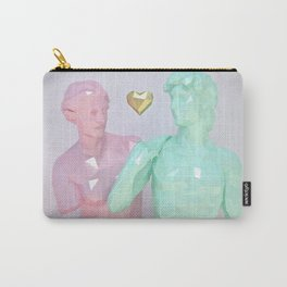 Two Lovers Carry-All Pouch