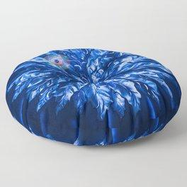 Resting - Point Floor Pillow