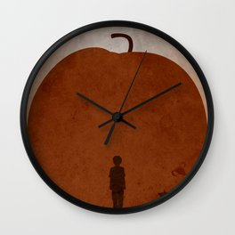 James And The Giant Peach Wall Clock