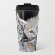 Kittens, 3 balls of tenderness Travel Mug