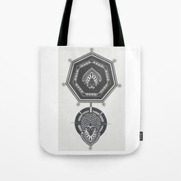 Shapes & patterns Tote Bag
