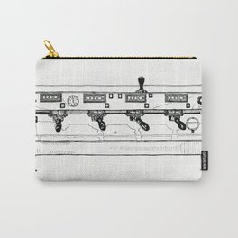 la marzocco 4 group Carry-All Pouch