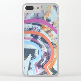 Soft & Wild Clear iPhone Case