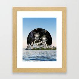 Generación Framed Art Print