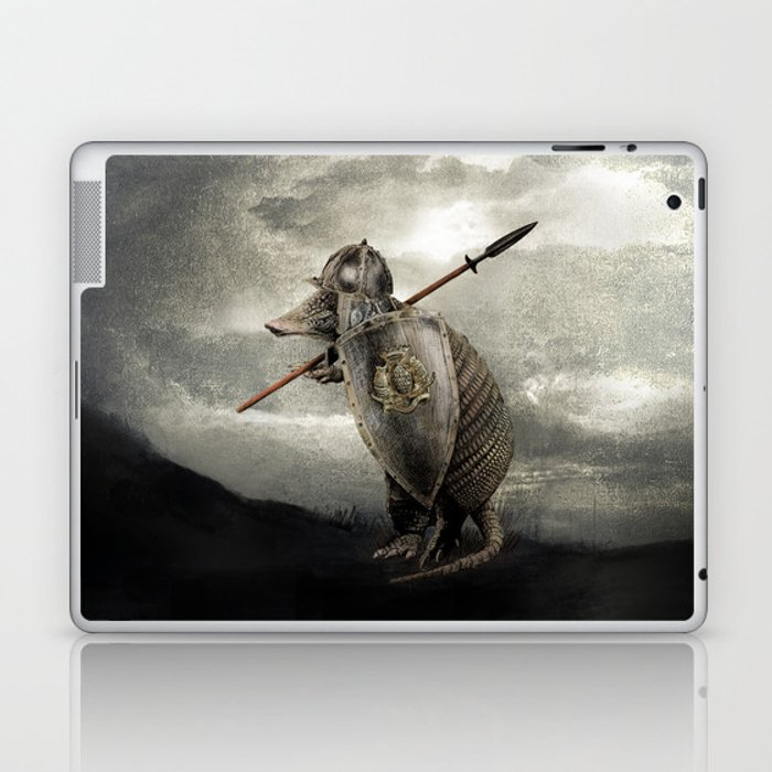 Armadillo by Eric Fan & Viviana González Laptop & iPad Skin
