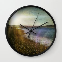 Short Days Wall Clock