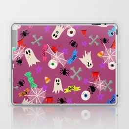 Maybe you're haunted #3 Laptop & iPad Skin