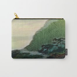 Mists In The Pitons: St. Lucia Carry-All Pouch