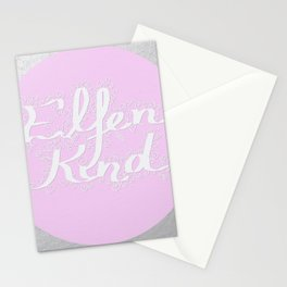 Elfenkind (Child of an Elf) Stationery Cards
