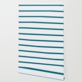 Orient Shibori Wallpaper