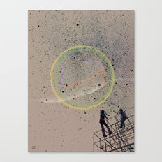 sometimes we just need a lift Canvas Print