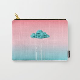 Concrete Cloud Carry-All Pouch