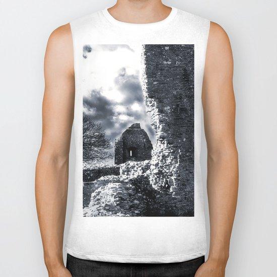 Castle Ruin   -  Wales Biker Tank