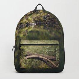 Moulton Falls Bridge Backpack