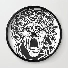 A Christmas Carol: Marley Wall Clock