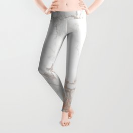 Rosey Marble Leggings