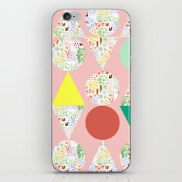 Cuckoo Shapes iPhone Skin