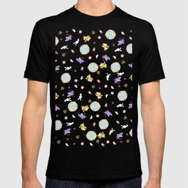cardcaptor sakura magical pattern T-shirt