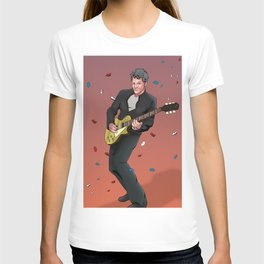 The Great Showman Jon Bon Jovi T-shirt