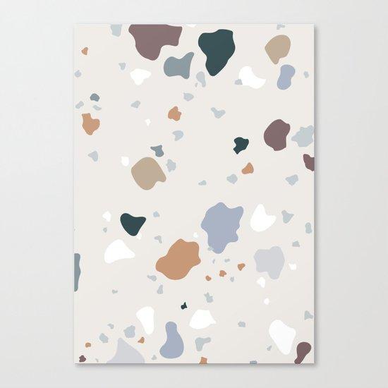 Pistachio Ice Cream Canvas Print