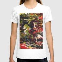acid T-shirts featuring Acid by Jordan Luckow