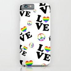 One Love iPhone 6s Slim Case