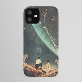 Guardians of our Future iPhone Case