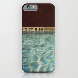 Three Feet Eight Inches iPhone Case