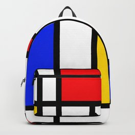 Mondrian Backpack