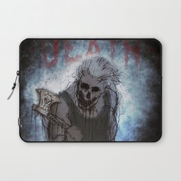 Death The Killer Laptop Sleeve