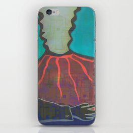 Don Vulcano iPhone Skin