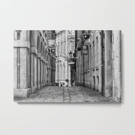 Exchange Avenue Metal Print