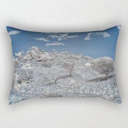 Backwoods Wilderness Rectangular Pillow