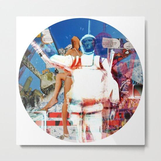 Essence Of Life · Zwischenwelten · Lost in Dreamland · Crop Circle Metal Print