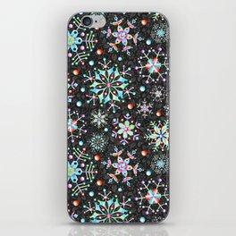 Snowflake Filigree iPhone Skin