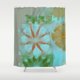 Escapeway Pipe Dream Flower  ID:16165-052313-72470 Shower Curtain