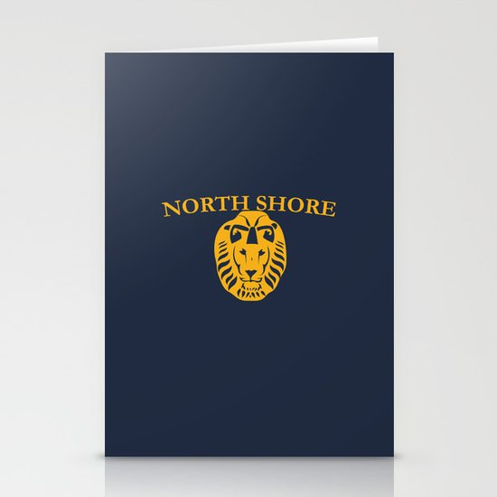 North Shore - Mean Girls movie Stationery Cards