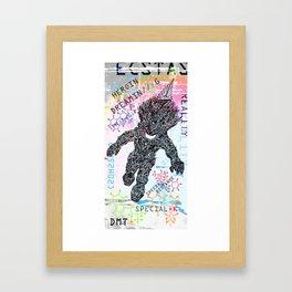 """""""Enter The Void""""  Framed Art Print"""