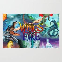 Wings Of Fire Rug
