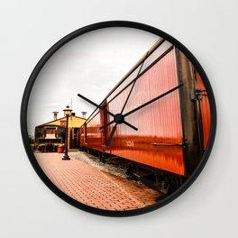 9 3/4 Express Wall Clock