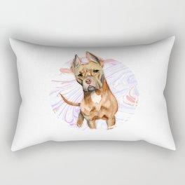 Bunny Ears 2 Rectangular Pillow