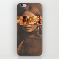 native iPhone & iPod Skins featuring Native by Djuno Tomsni