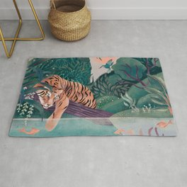 Lazy day Rug