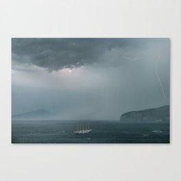 Mother Mediterranean Canvas Print
