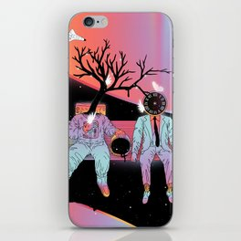 Coexistentiality (Sustaining Life) iPhone Skin